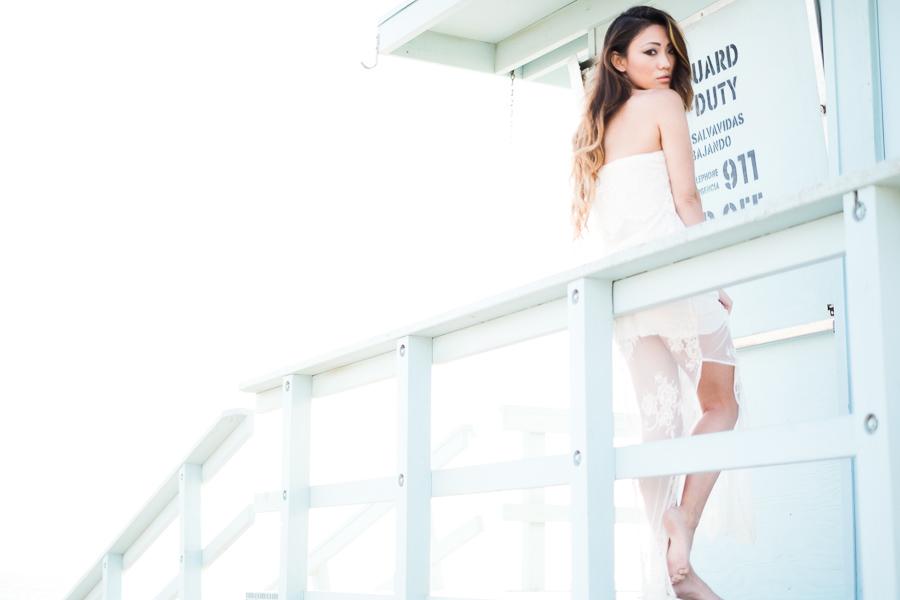 NotJessFashion Jen's Pirate Booty Dress / Splendid Sandals
