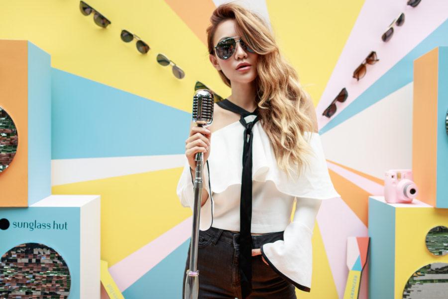 Sunglasshut, Shadesofyou, festival, NOTJESSFASHION, NYC, Top Fashion Blogger, Lifestyle Blogger, Travel Blogger