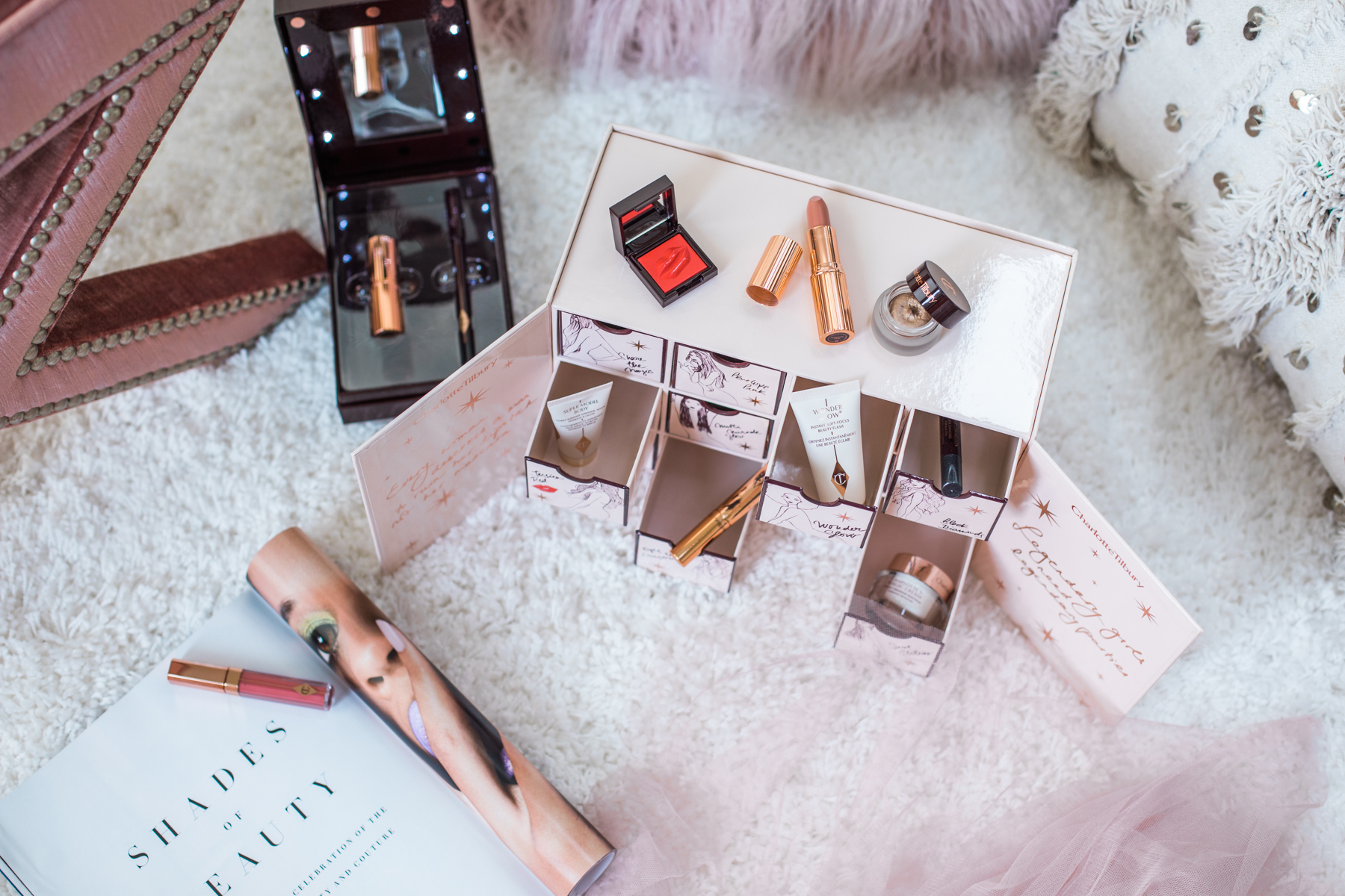Charlotte Tilbury, Holiday Gift Set, NOTJESSFASHION, NYC, Top Fashion Blogger, Lifestyle Blogger, Travel Blogger