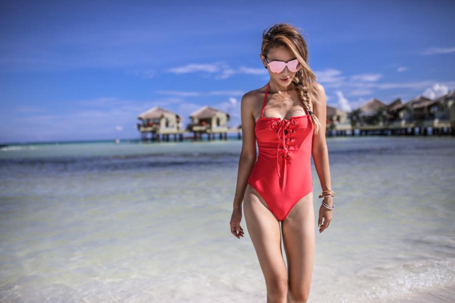 Azul Beach Mexico Riviera Maya Attractions // notjessfashion.com