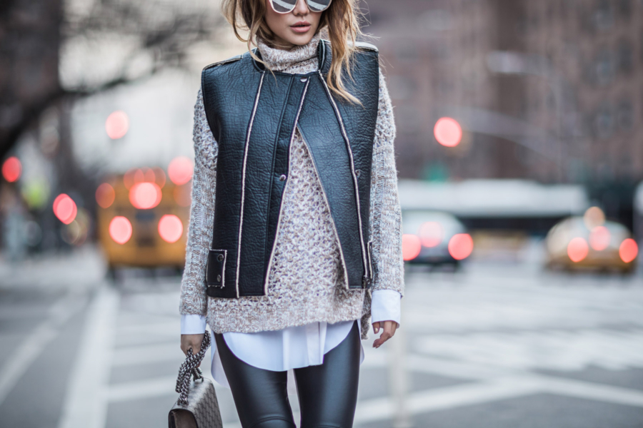 Definitive Guide To Winter Layers // NotJessFashion.com