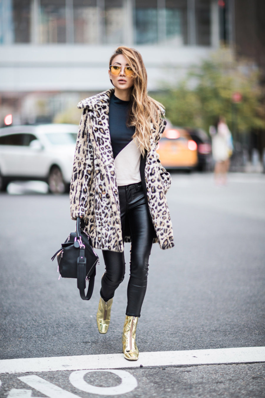 How to Wear Leopard Print Like A Pro // NotJessFashion.com