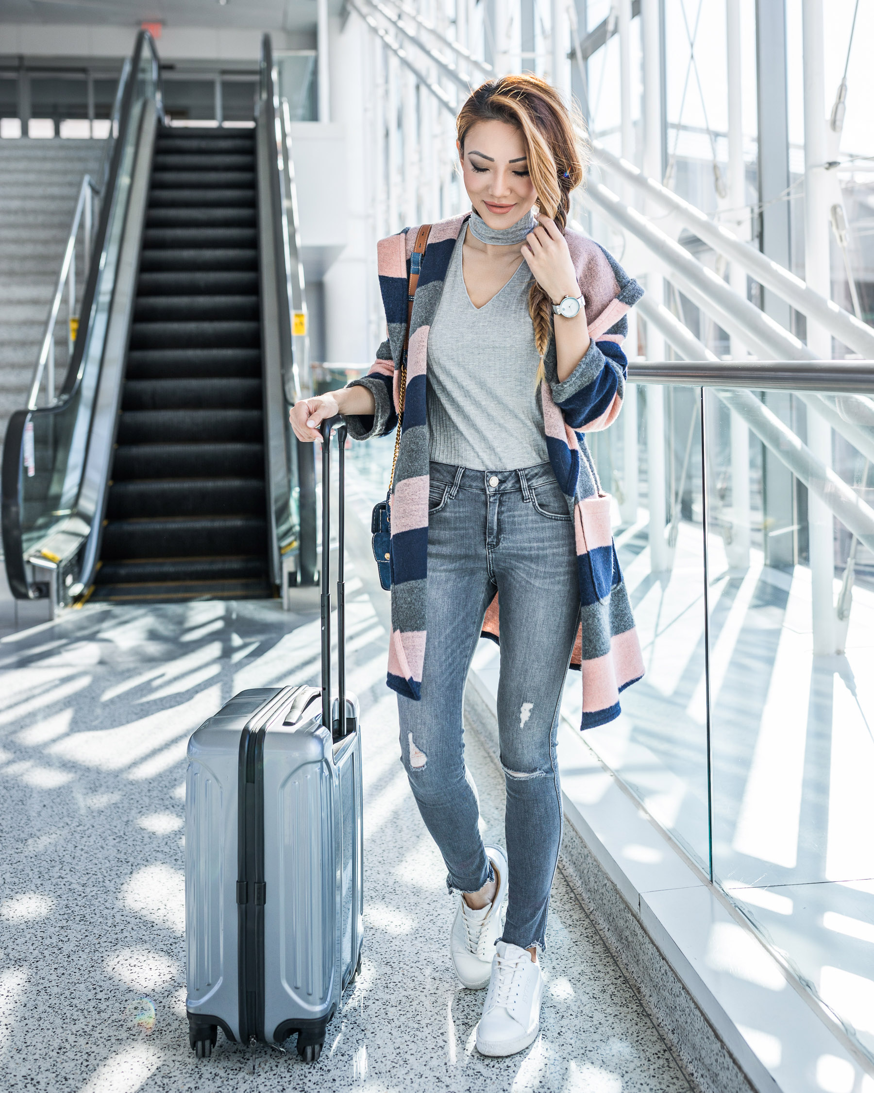 Cardigan - 7 Essentials for Comfy Travel Style // NotJessFashion.com