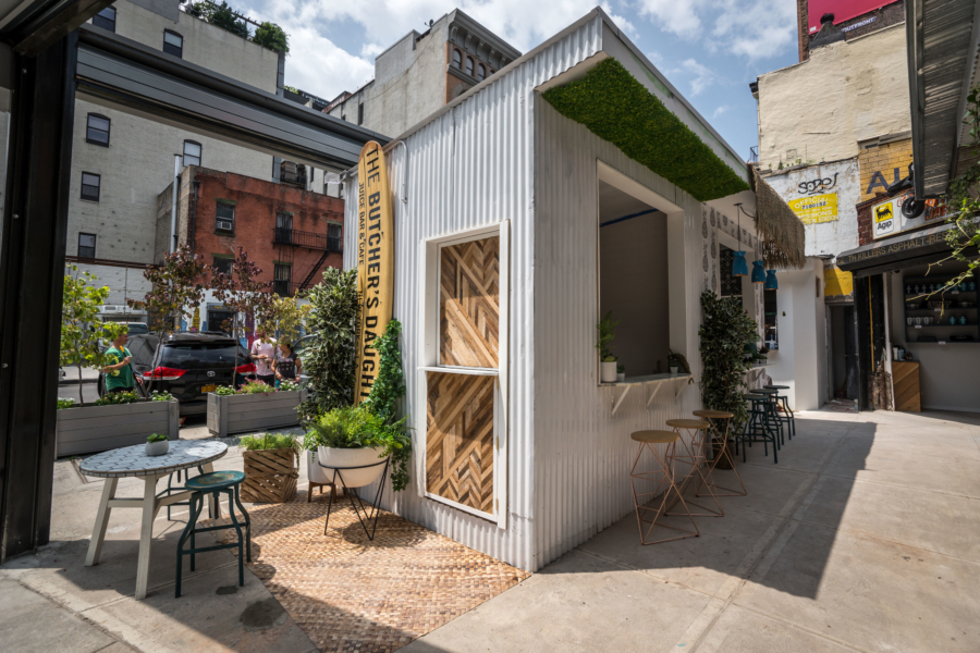 The Bowery Market - The Most Instagram-Worthy Cafes in NYC // NotJessFashion.com