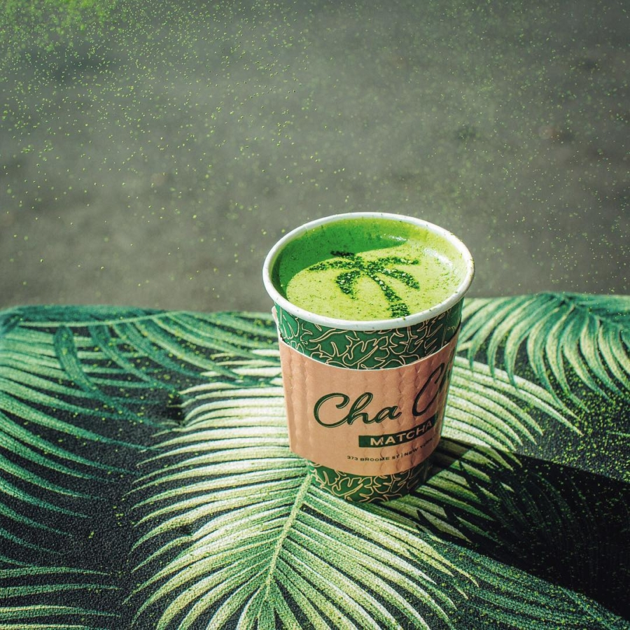 Cha Cha Matcha - The Most Instagram-Worthy Cafes in NYC // NotJessFashion.com