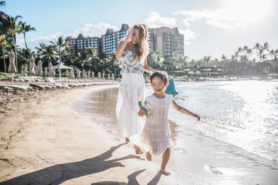 Four Seasons Resort Oahu at Ka Olina, Luxury Travel with Kids in Hawaii // NotJessFashion.com