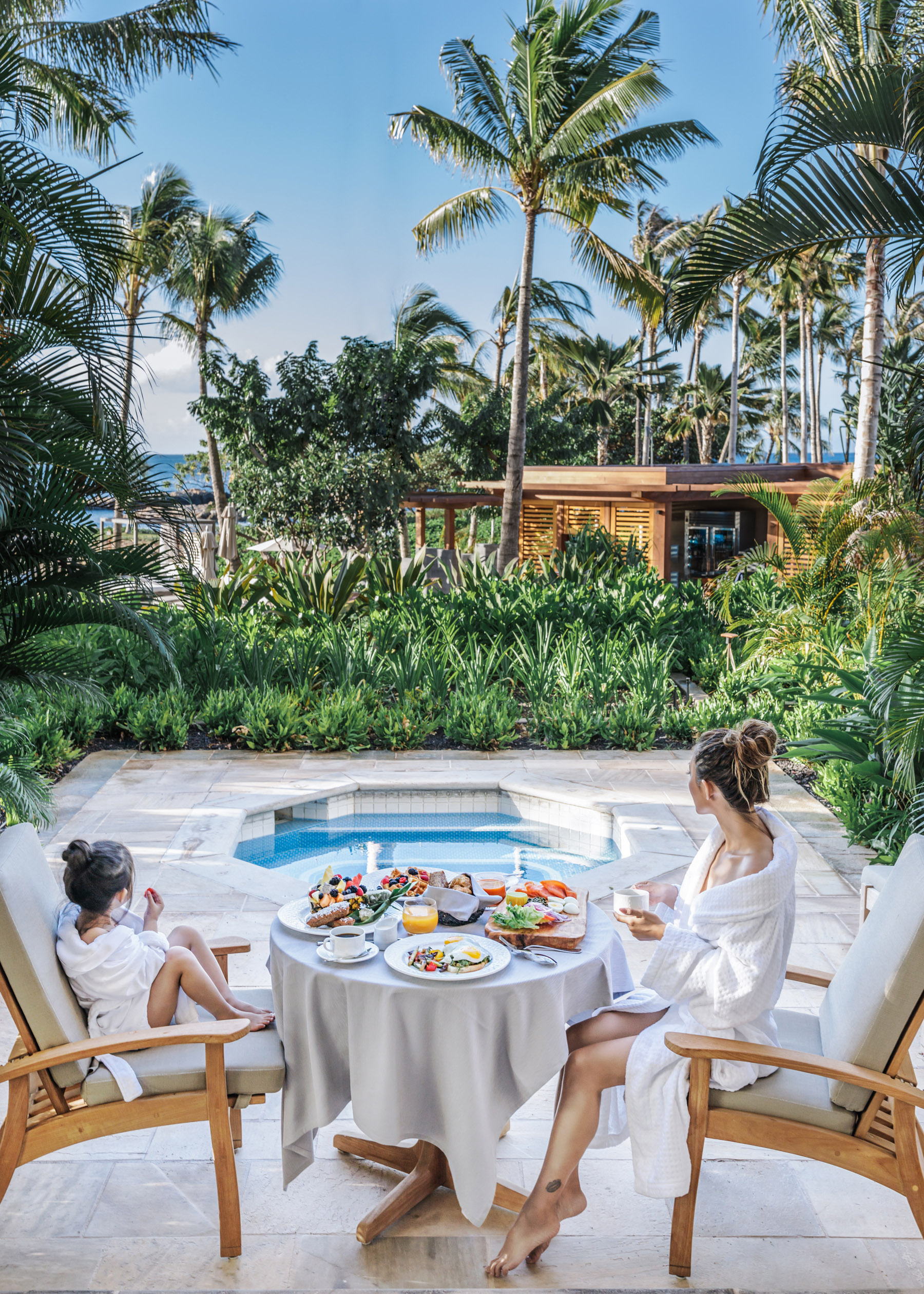 Four Seasons Resort in Hualalai, Luxury Travel with Kids in Hawaii // NotJessFashion.com