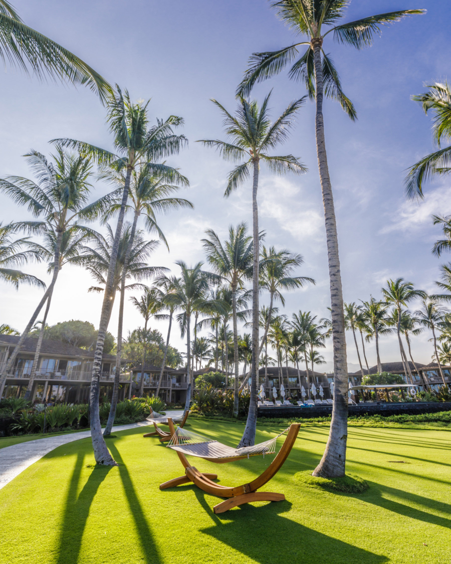 Four Seasons Resort Hualalai, Luxury Travel with Kids in Hawaii // NotJessFashion.com