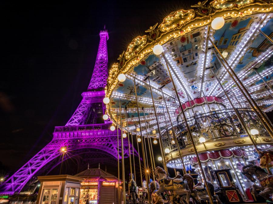 Eiffel Tower, Paris // NotJessFashion.com