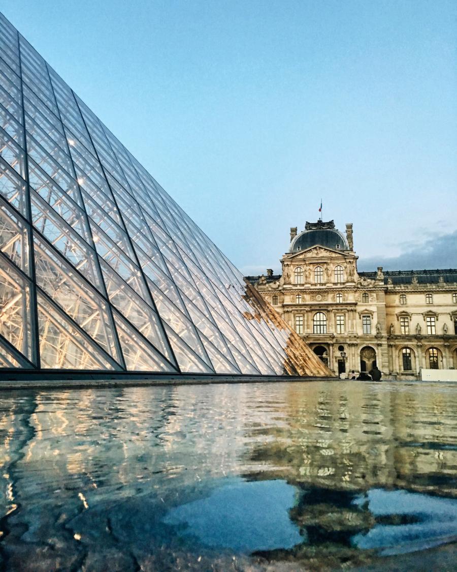 Musée du Louvre // NotJessFashion.com
