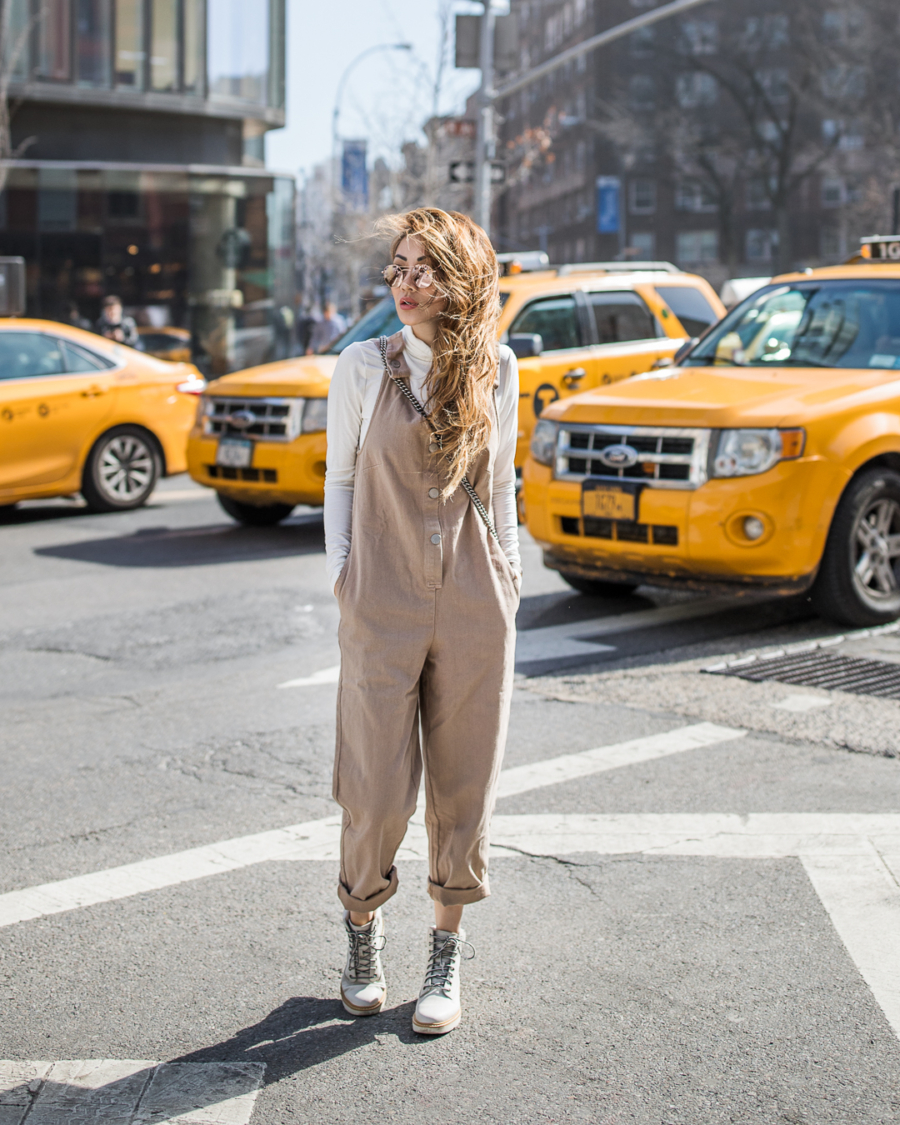 Jumpsuit - 9 Looks that Seamlessly Transition from Winter to Spring // NotJessFashion.com