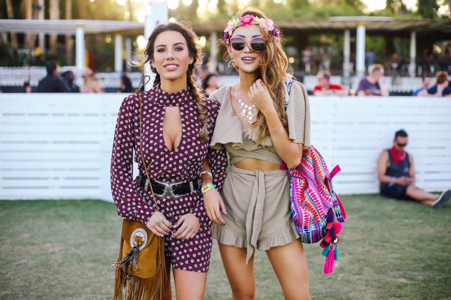 Rompers - Ultimate Coachella Style Guide // NotJessFashion.com