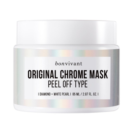 Bonvivant Chrome Mask - 7 Of The Best Asian Beauty Products You've Never Heard Of, But Have To Try // Notjessfashion.com