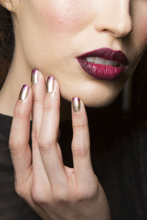 Complimentary Ombre Nails - 5 Fashion Forward Nail Trends For Spring You Need To See // Notjessfashion.com