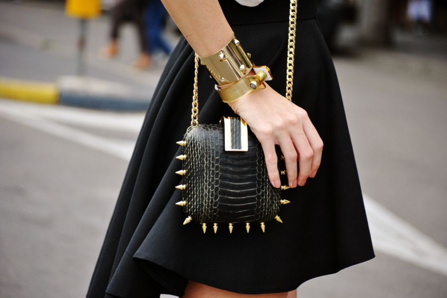 Studded Crossbody Bag -  It Crossbody Bags for Spring, All under $250 // Notjessfashion.com