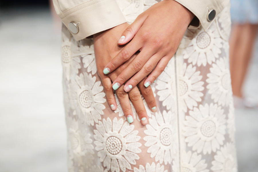 Neutral and Pastel Nails - 5 Fashion Forward Nail Trends For Spring You Need To See // Notjessfashion.com