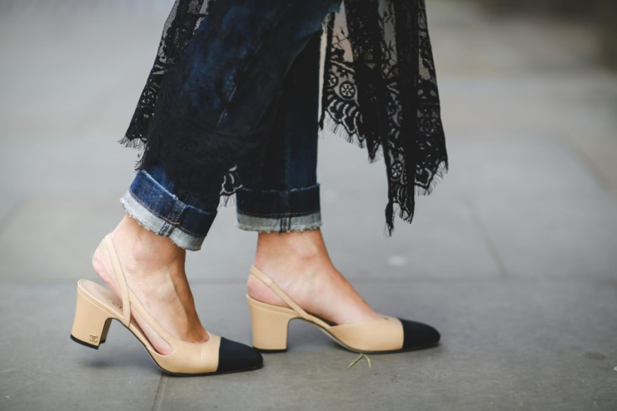 Slingback Shoes For Spring - These Are The 7 Must Have Styles Of Shoe For Spring // Notjessfashion.com