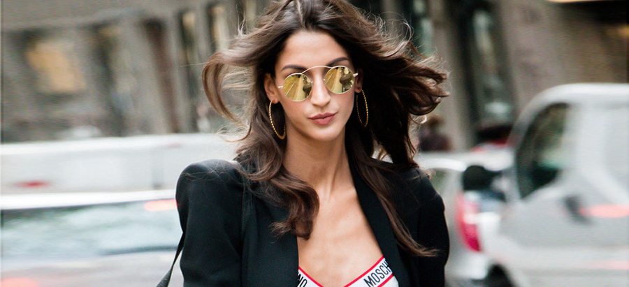 Small Framed Sunglasses - 7 Sunglasses Trends Under 100 // Notjessfashion.com