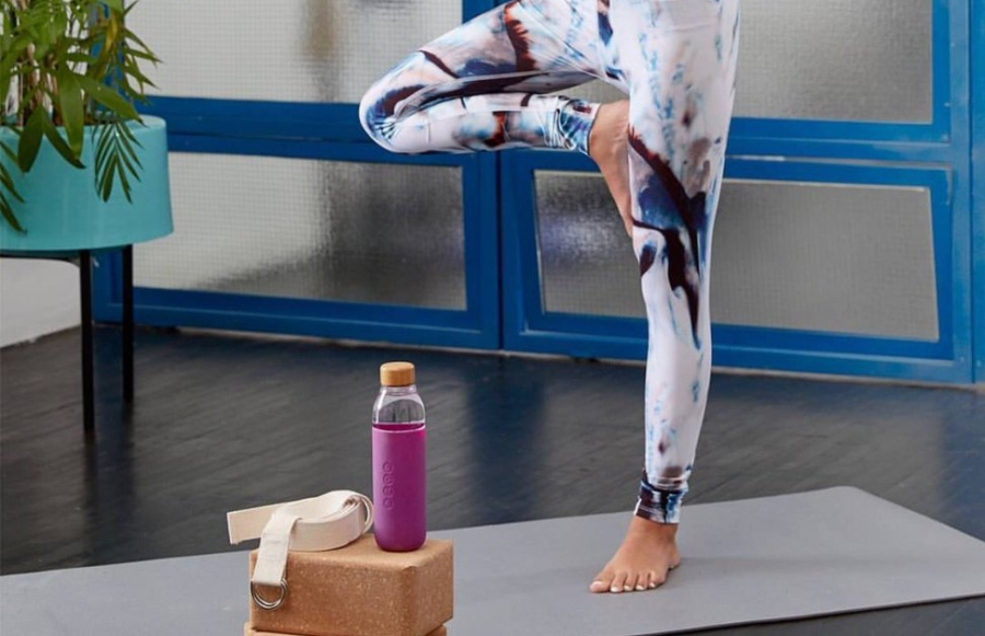 Water Bottle - 7 Activewear Pieces That Can Change Your Attitude About Hitting The Gym // Notjessfashion.com