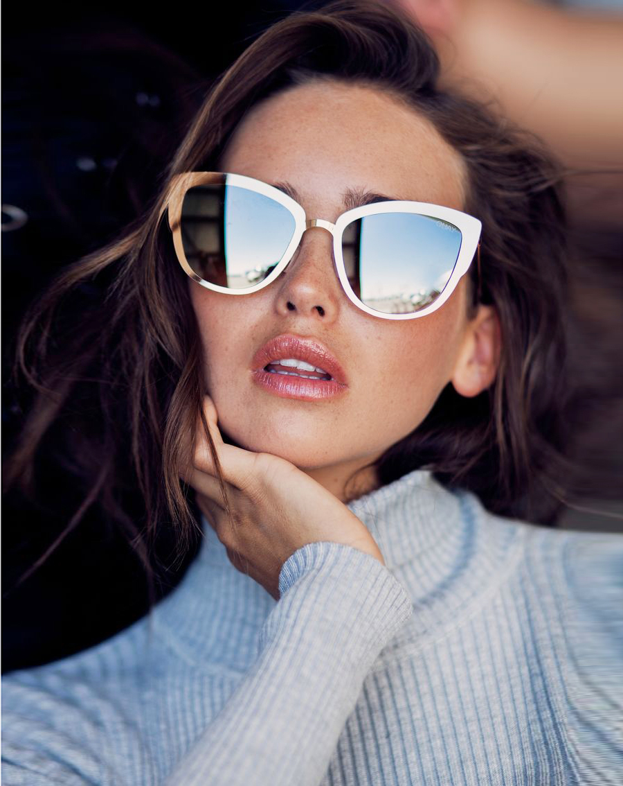 Cat Eye Sunglasses - 7 Sunglasses Trends Under 100 // Notjessfashion.com