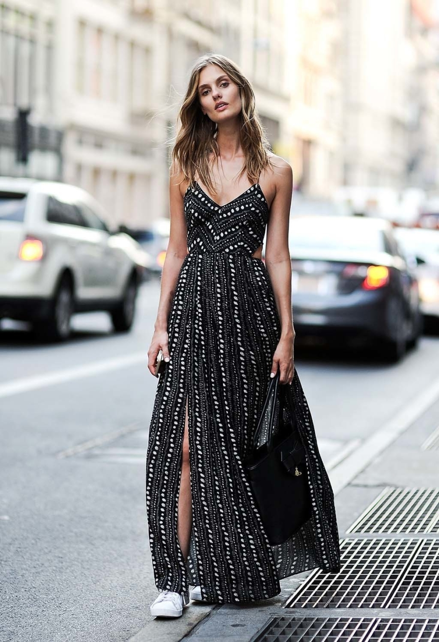 Maxi Dress - 10 Key Spring and Summer Wardrobe Essentials // NotJessFashion.com