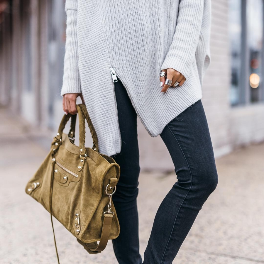 Balenciaga City Bag - 9 Designer Handbags That Are Totally Worth The Investment // NotJessFashion.com