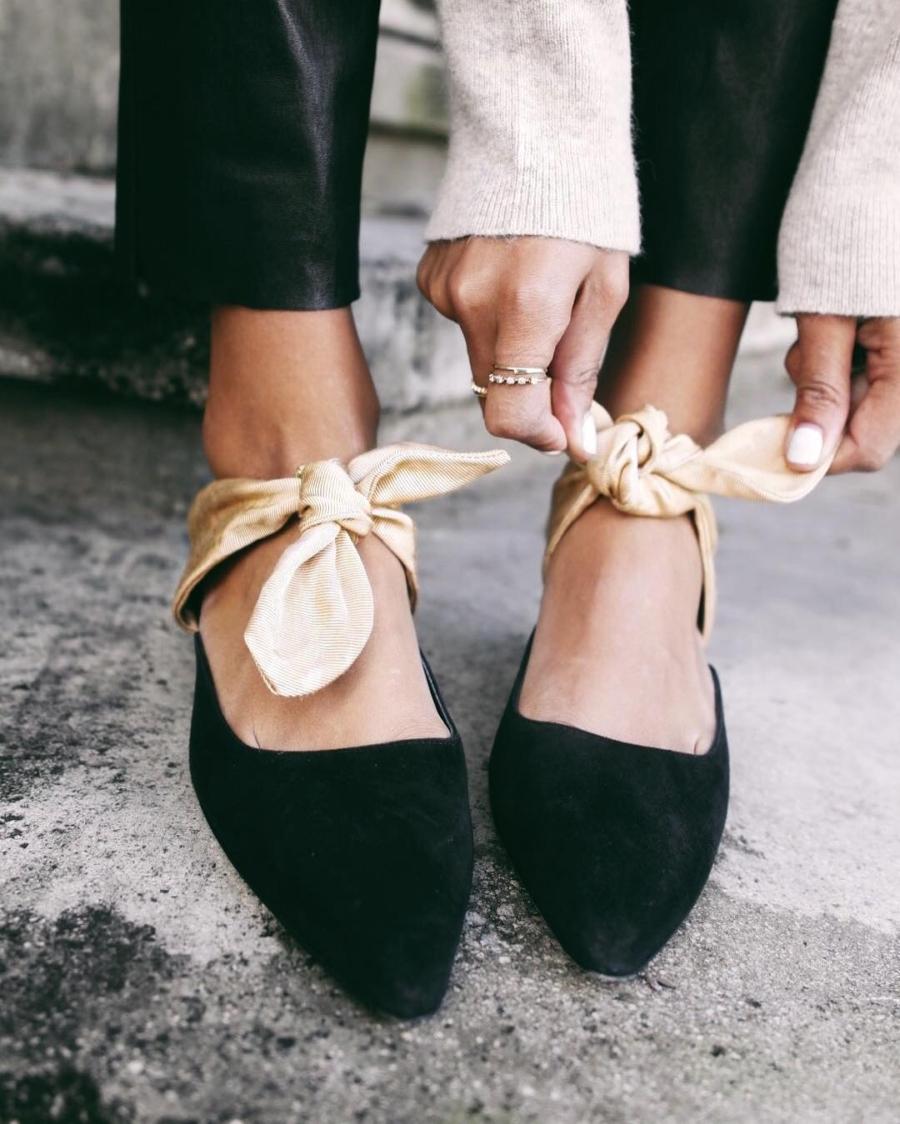 Bow Details Sandals - Most Stylish Summer Sandals Under 100 // NotJessFashion.com
