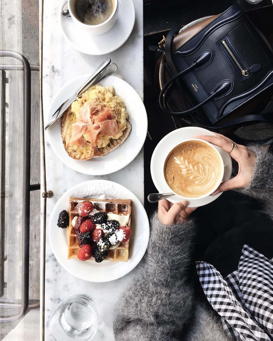 Buvette - 13 Instagram Worthy Brunch Spots in New York // Notjessfashion.com