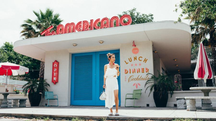 The Americano - Travel Guide: 36 hours in Charleston, SC // NotJessFashion.com