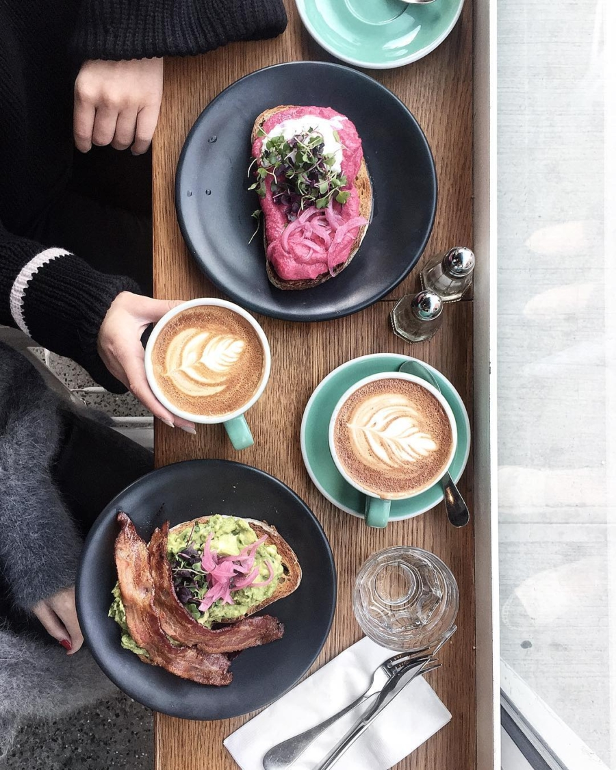 Citizens of Chelsea - 13 Instagram Worthy Brunch Spots in New York // Notjessfashion.com