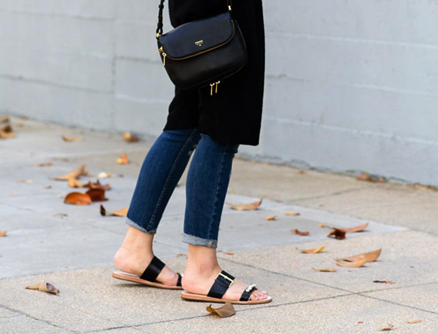 Two Band Slides Sandals - Most Stylish Summer Sandals Under 100 // NotJessFashion.com