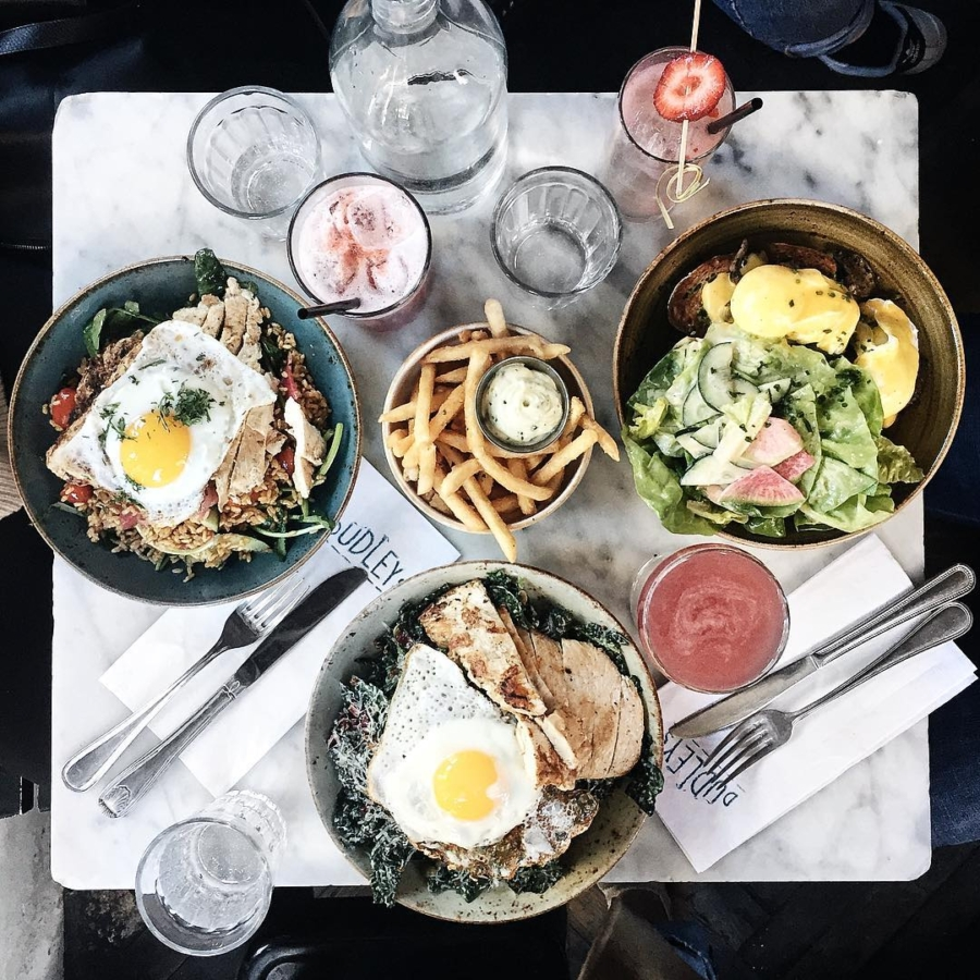 Dudleys Brunch - 13 Instagram Worthy Brunch Spots in New York // Notjessfashion.com