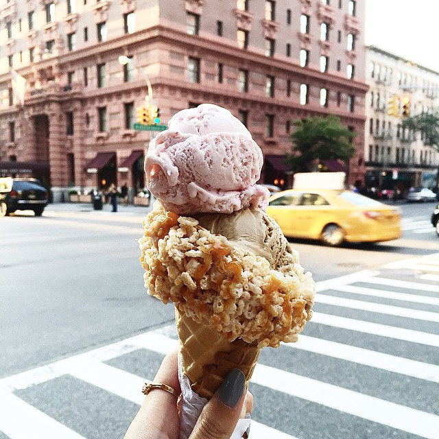 Emack and Bolios - The Best 9 Ice Cream Spots in New York // Notjessfashion.com