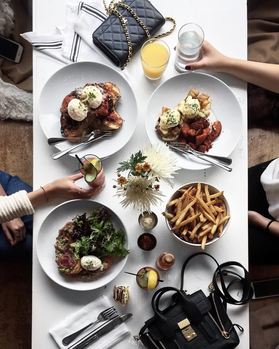 Esme Brunch - 13 Instagram Worthy Brunch Spots in New York // Notjessfashion.com