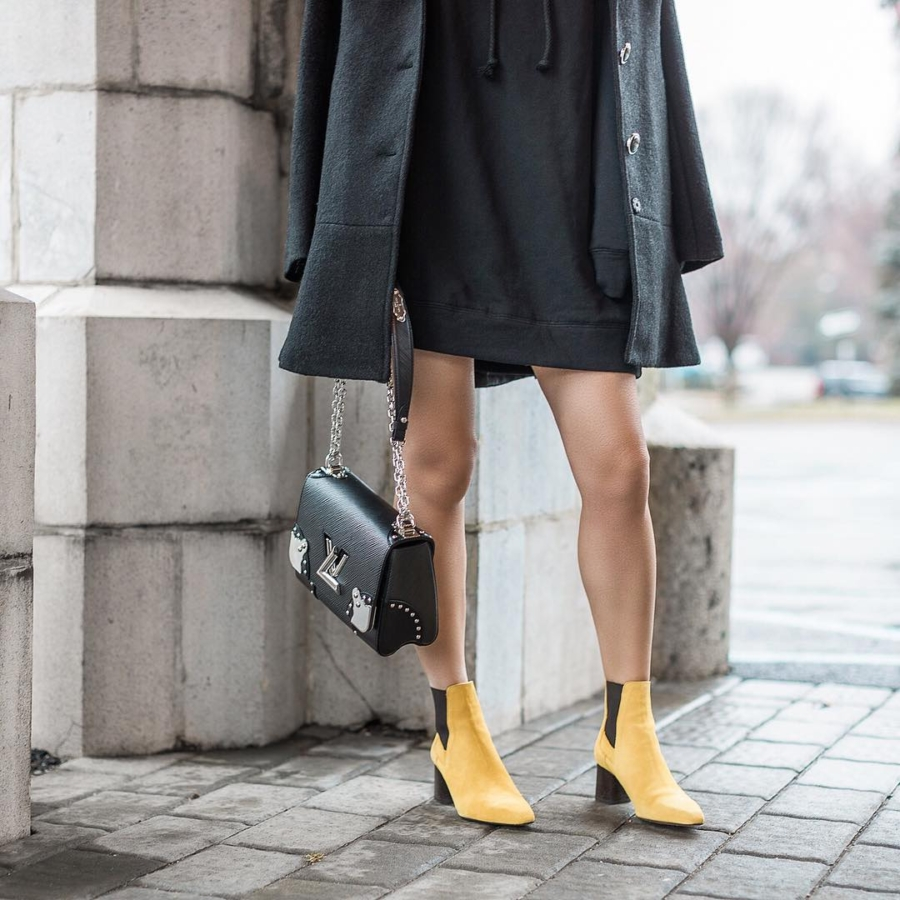 Louis Vuitton Twist - 9 Designer Handbags That Are Totally Worth The Investment // NotJessFashion.com