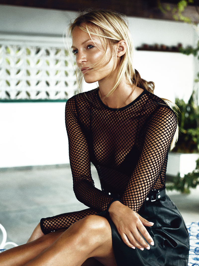 Sheer Mesh - Tackling Sheer Style Trends For Spring and Summer // Notjessfashion.com