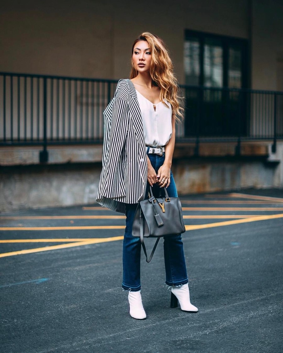 Bold Stripes - Instagram Outfits Round Up: Spring to Summer // NotJessFashion.com