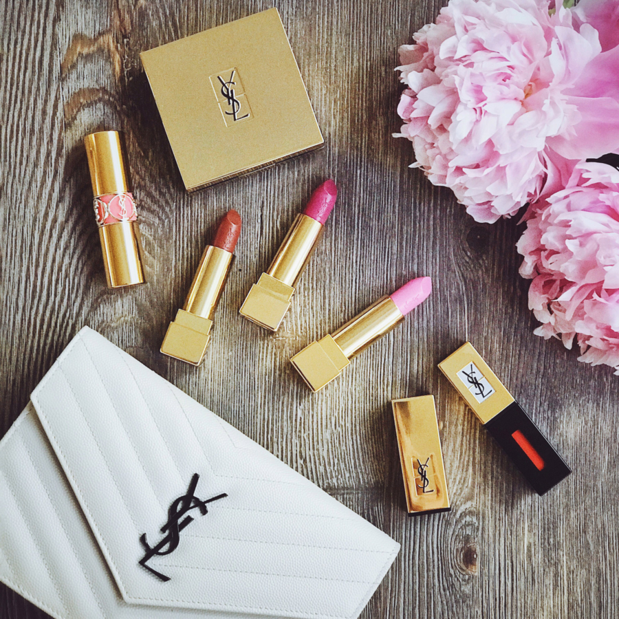 Meet Me At Bergdorf + Find Your Own YSL Lip Shade // NotJessFashion.com