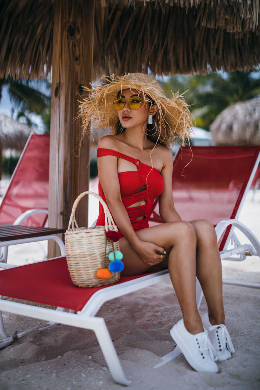The Best Summer Trends to Buy Now - one piece swimsuit // Notjessfashion.com