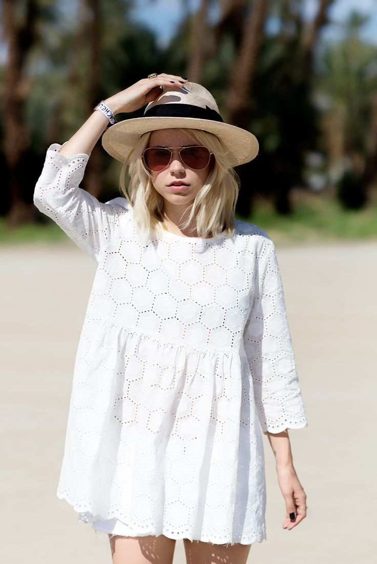 Baby Doll Dress - Petite Girl Styling Dos and Don'ts // NotJessFashion.com