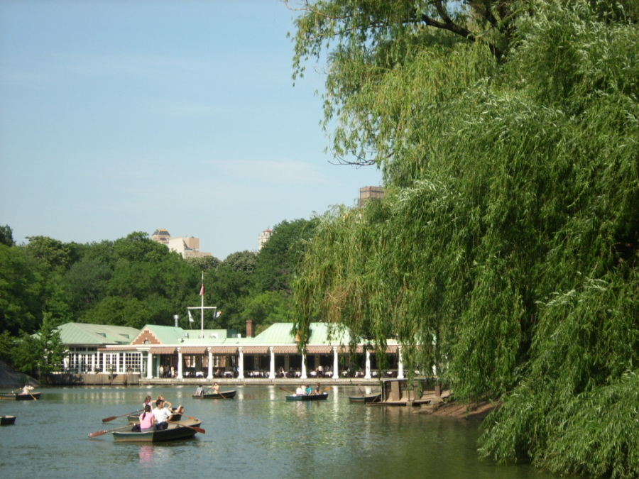 Row Boats in Central Park - 10 Things You Must Do In New York This Summer // NotJessFashion.com