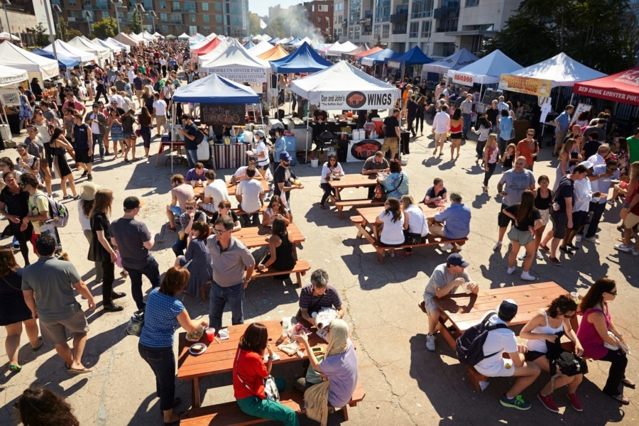 Smorgasburg - 10 Things You Must Do In New York This Summer // NotJessFashion.com