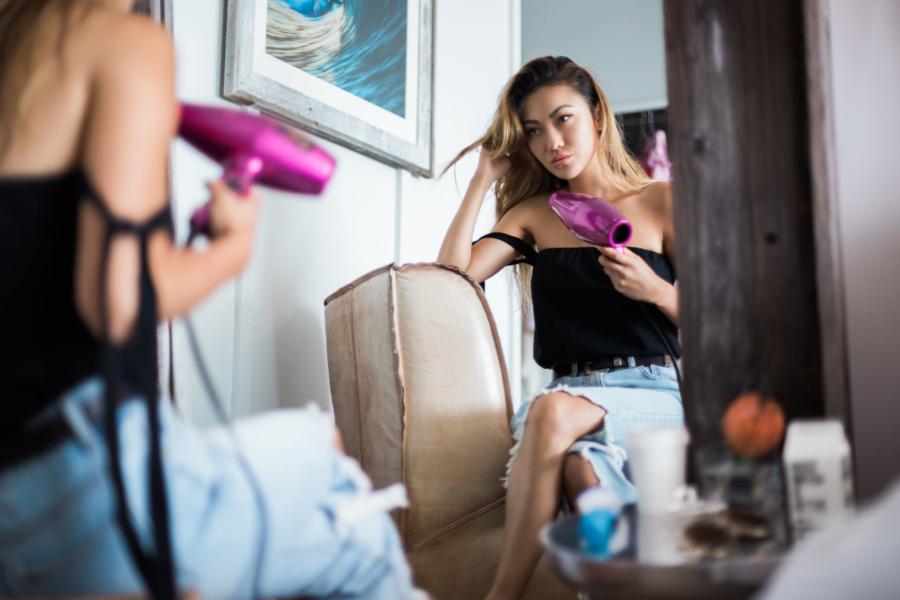 Conair - Achieve Healthier Hair with a Quality Hair Dryer // NotJessFashion.com