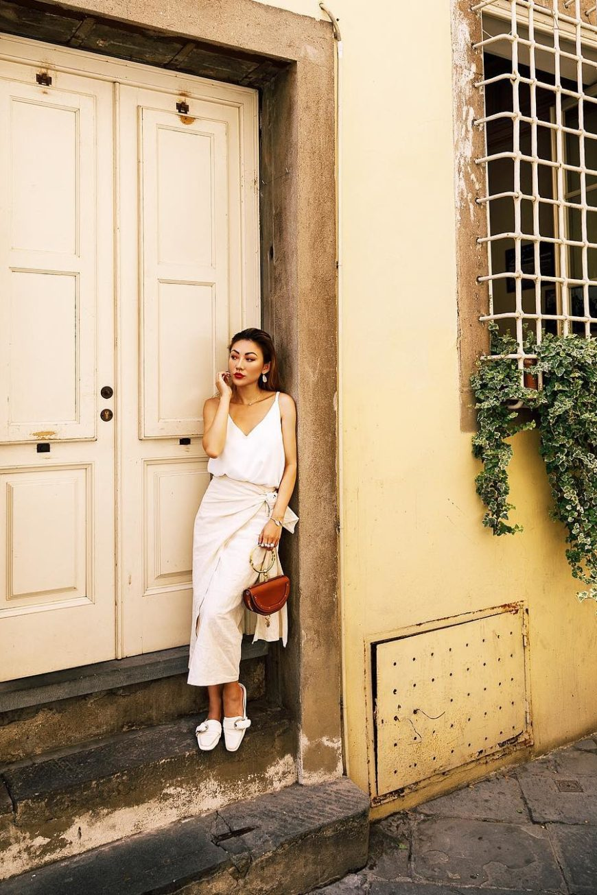 Instagram Outfits Round Up: Italian Days