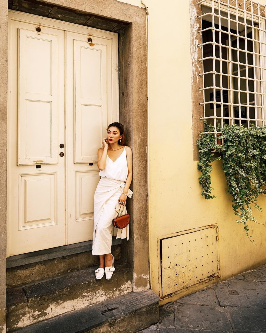 Summer Beige - Instagram Outfits Round Up: Italian Days // NotJessFashion.com