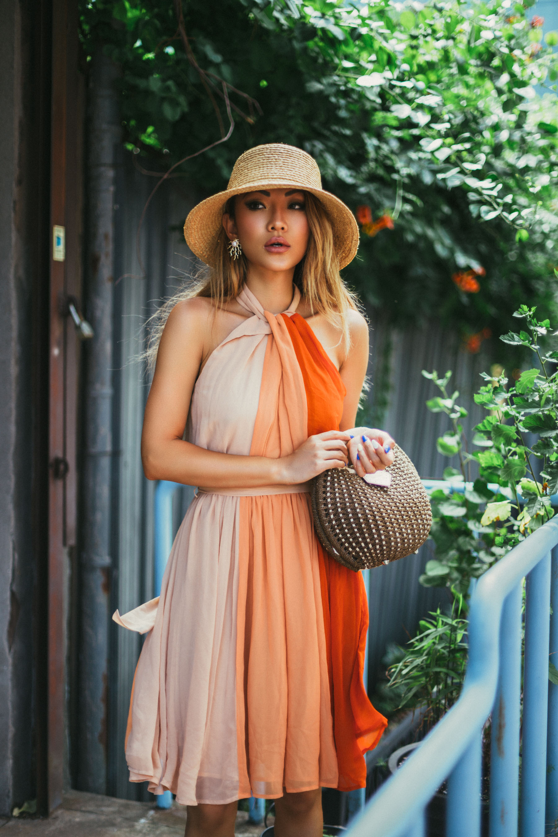 Best self-tanners I swear by - French Connection Summer Dress // NotJessFashion.com