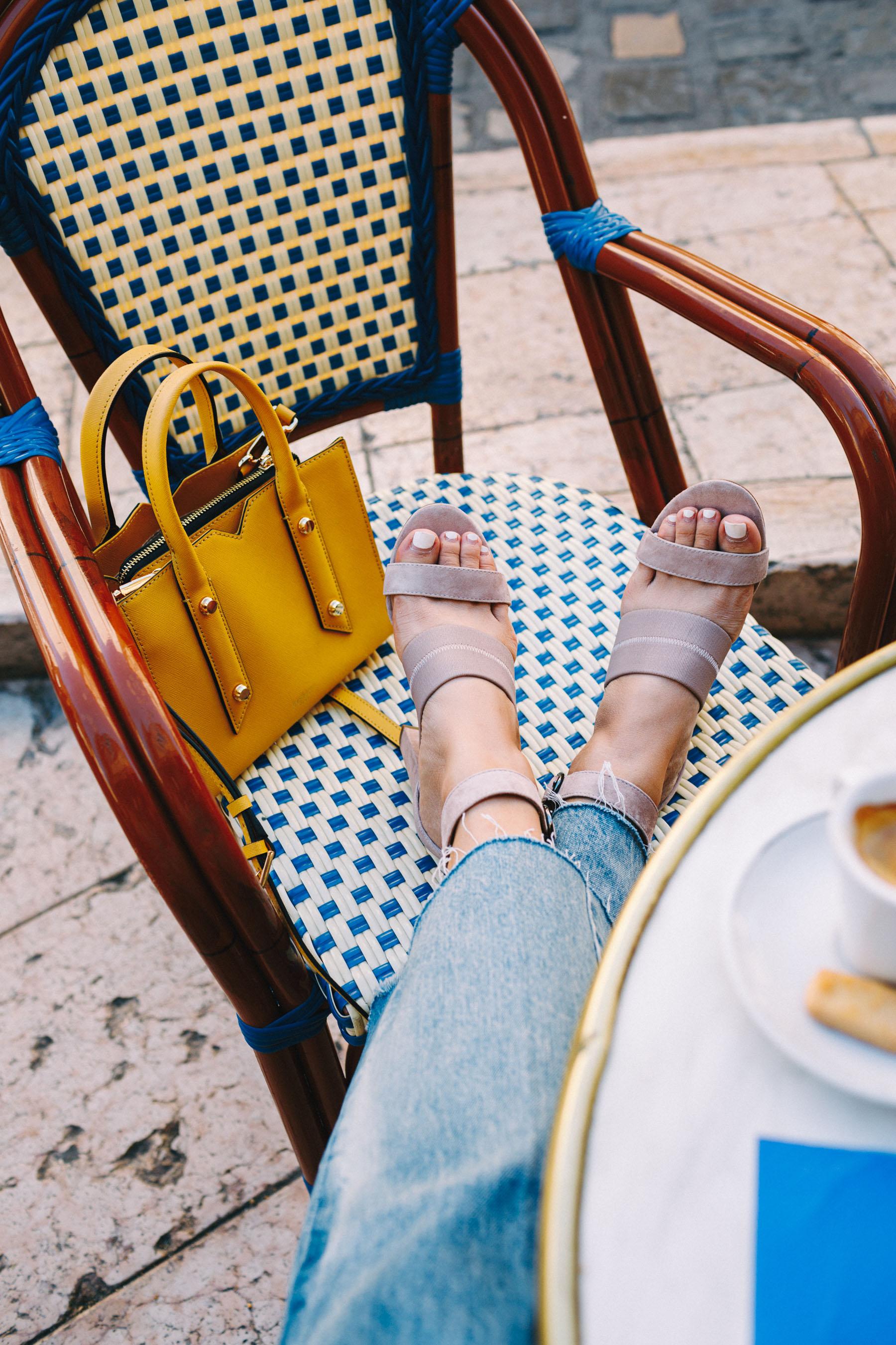 designer handbags under 350, affordable designer handbags, botkier tote // Notjessfashion.com