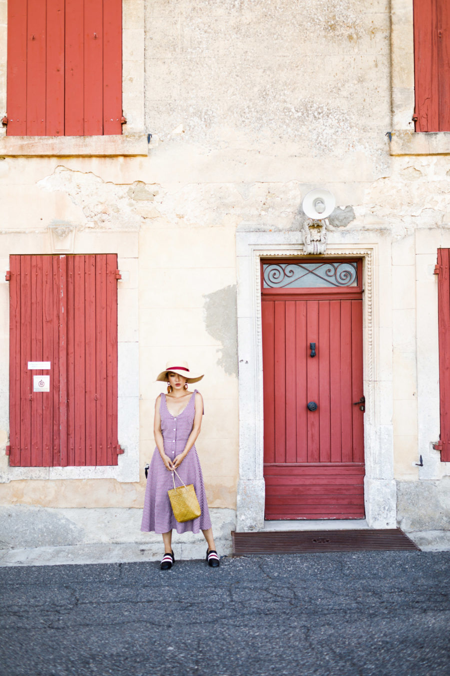 INSTAGRAM OUTFITS ROUND UP: IN PROVENCE // NotJessFashion.com