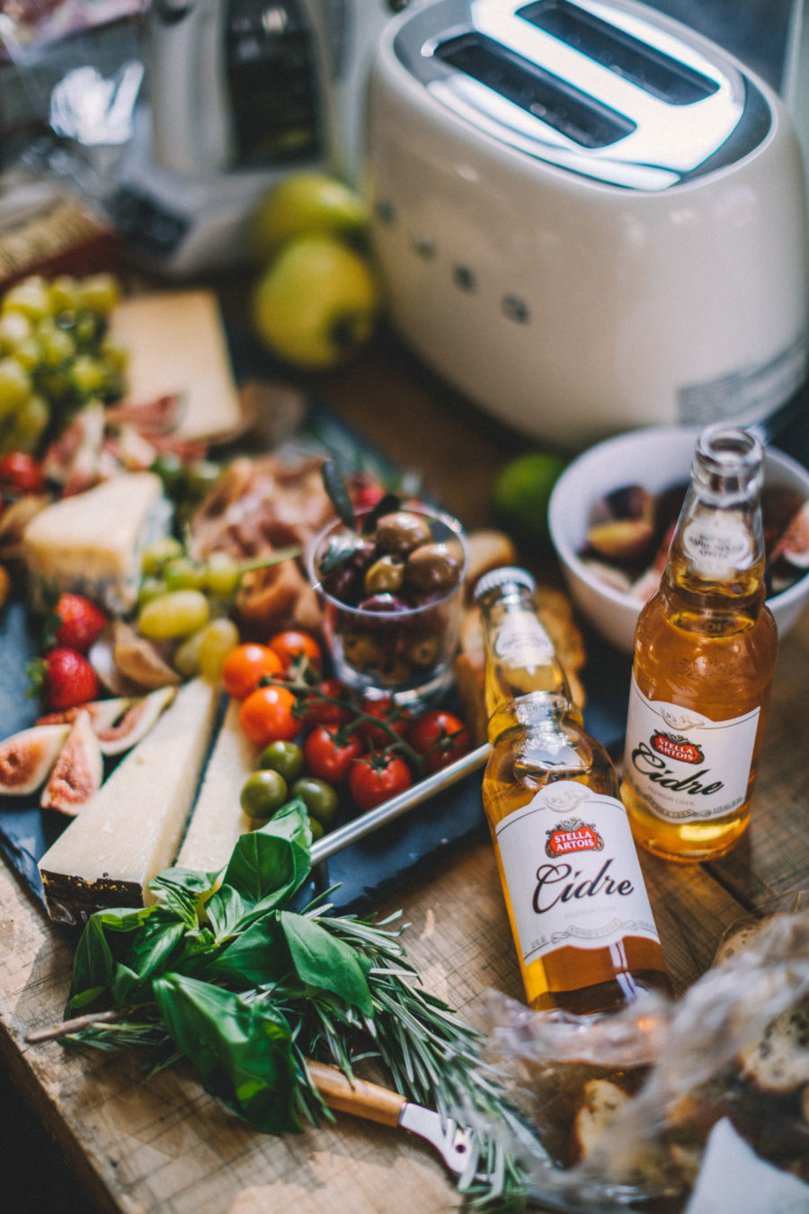 Stella Artois Cidre Summer Party // NotJessFashion.com