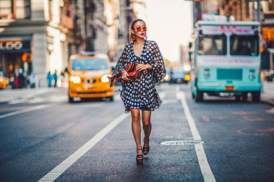 zimmermann polka dot dress from farfetch // Notjessfashion.com